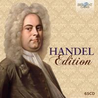 Handel Edition - Brilliant Classics