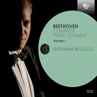 Beethoven: Complete Piano Sonatas Vol. 1