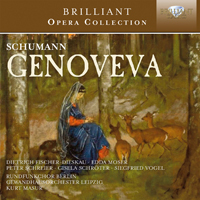 Brilliant Opera Collection: Schumann Genova