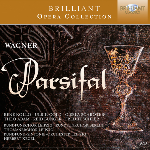 Brilliant Opera Collection: Wagner: Parsifal