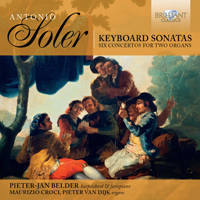 Soler: Keyboard Sonatas & Concertos for 2 Organs