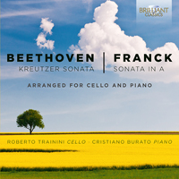 Beethoven, Franck: Sonatas for Cello and Piano
