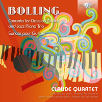 Bolling: Concerto for Classical Guitar & Jazz Piano Trio