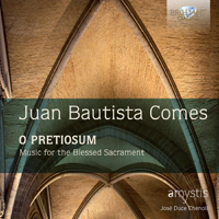 Comes: O Pretiosum Music for the Blessed Sacrament