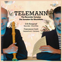 Telemann: The Recorder Sonatas