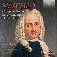 Marcello: Complete Sonatas for Organ and Harpsichord - Brilliant Classics
