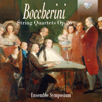 Boccherini: String Quartets Op.26