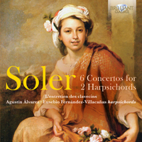 Soler: 6 Concertos for 2 Harpsichords