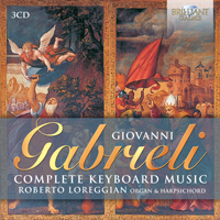 Gabrieli: Complete Keyboard Music (1)
