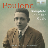 Poulenc: Complete Chamber Music
