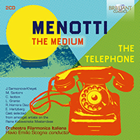 Menotti: The Medium, The Telephone