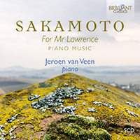Sakamoto: For Mr Lawrence Piano Music
