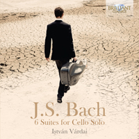 J.S. Bach: 6 Suites for Cello Solo