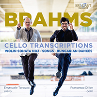 Brahms: Cello Transcriptions
