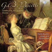 Pescetti: Complete Keyboard Music
