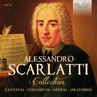 Alessandro Scarlatti Collection