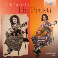 A Tribute to Ida Presti