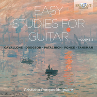 Easy Studies for Guitar Volume 2