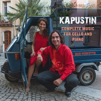 Kapustin: Complete Music for Cello