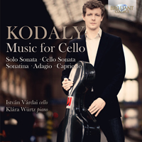 Kodaly: Music for Cello