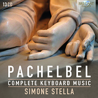 Pachelbel: Complete Keyboard Music