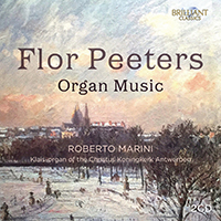 Peeters: Organ Music