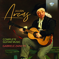 Arcas: Complete Guitar Music
