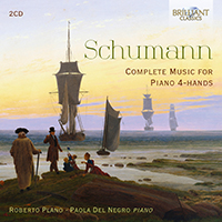 Schumann: Complete Music for Piano 4-hands