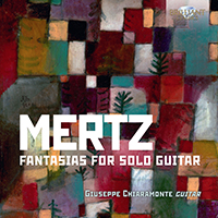 Mertz: Fantasias for Solo Guitar
