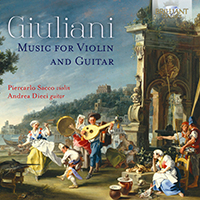Giuliani: Music for Violin and Guitar