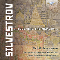 Silvestrov: Touching the Memory