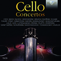 Cello Concertos Edition