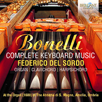 Bonelli: Complete Keyboard Music