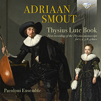 Adriaan Smout: Thysius Lute Book