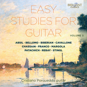 Easy Studies for Guitar, Vol. 3