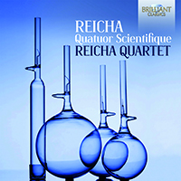 Reicha: Quatuor Scientifique