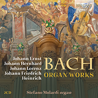 Bach Family: Organ Works