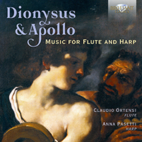 Dionysus & Apollo: Music for Flute and Harp