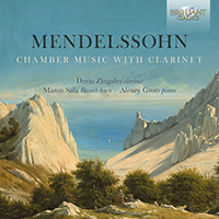 Mendelssohn: Chamber Music with Clarinet