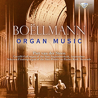Boëllmann: Organ Music