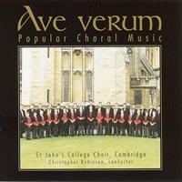 Ave Verum: Popular Choral Music