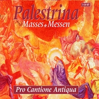 Palestrina: Masses / Messen