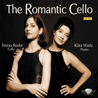 The Romantic Cello (1)