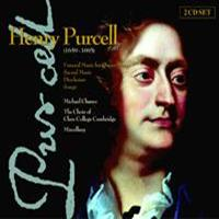 Purcell: Sacred Music & Songs