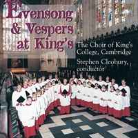 Evensong & Vespers from Kings
