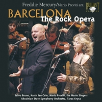 Barcelona the Rock Opera