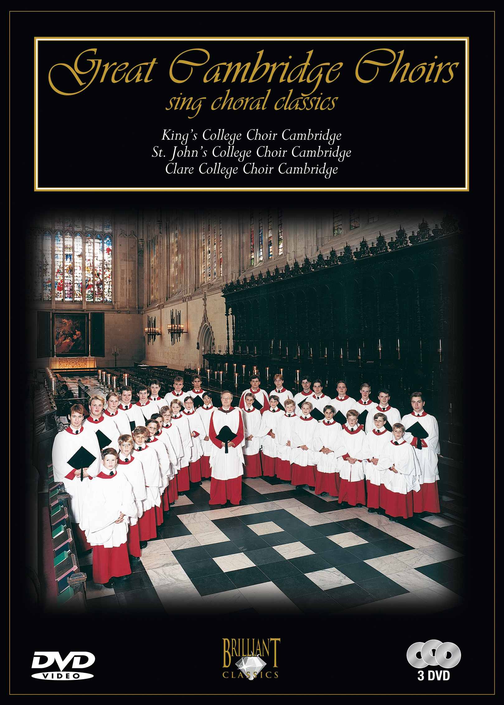 Great Cambridge Choirs