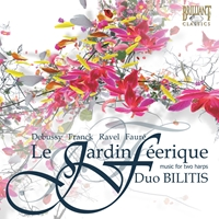 Le Jardin Féerique: Music for two harps