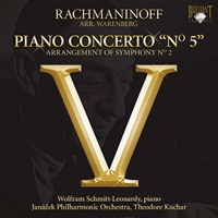 Rachmaninoff: Piano Concerto No. 5