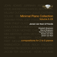 Minimal Piano Collection, Vol. X-XX
